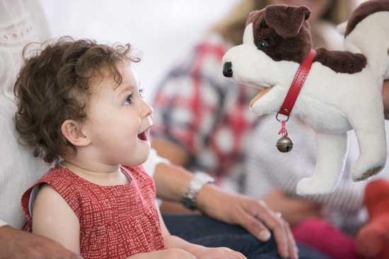 Strolchis Kreativkurs für Kleinkinde